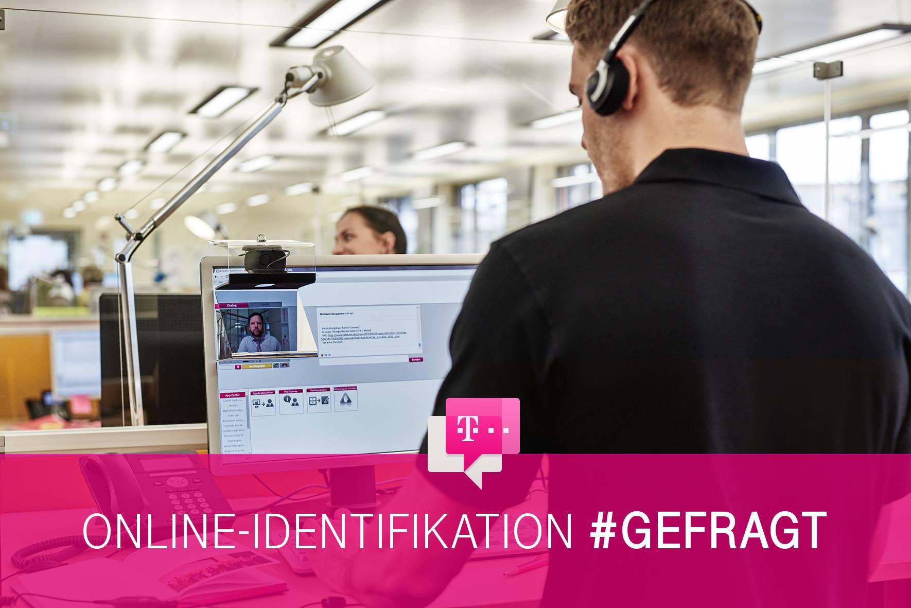 Telekom Karte Aktivieren.Telekom Video Ident Verfahren Fur Prepaid Und Vertragskunden