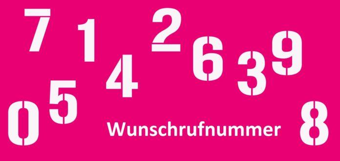 Telekom Wunschrufnummer Für Festnetz Und Handyvertrag