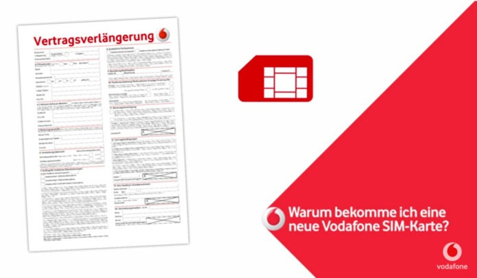 Vodafone Vertragsverlängerung Vertrag Mitohne Handy Verlängern