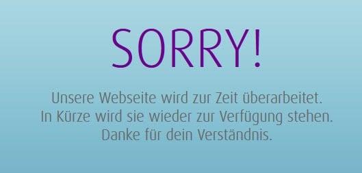 Website Nicht Erreichbar