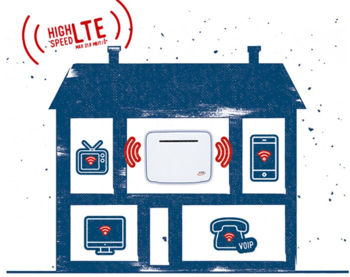ortel mobile prepaid sim mit 40 gb und lte router f r 29 99. Black Bedroom Furniture Sets. Home Design Ideas