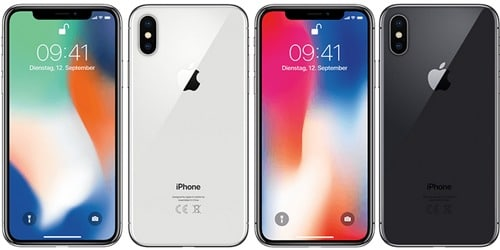 Iphone X Bei O2 Mit O2 Free L Tarif Ab Mtl 5999 1 Zuzahlung
