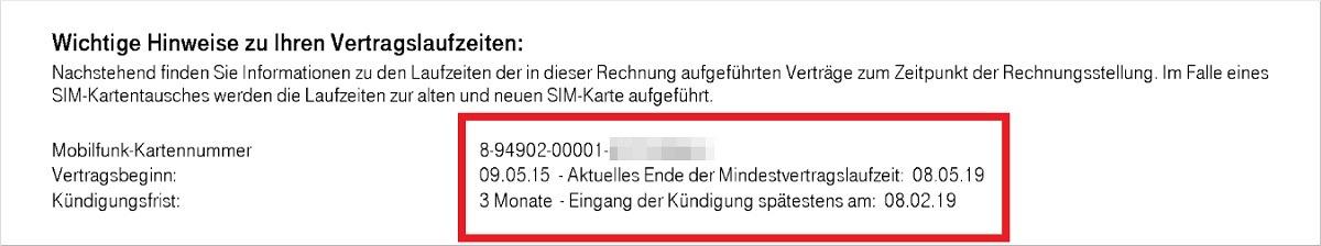 Telekom Vertragsverlängerung Telekom Handyvertrag Verlängern