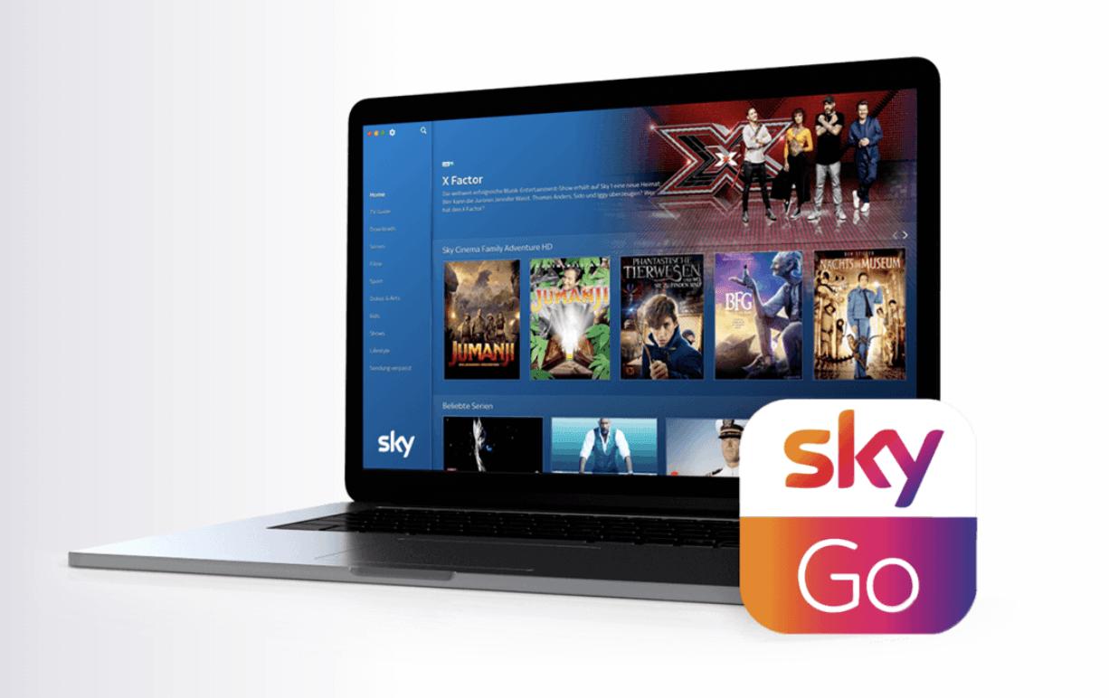 Sky Go Nur Noch Mit App