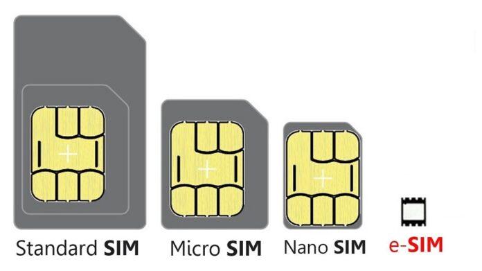 Neue Sim Karte.Was Ist Eine Esim Die Neue Embedded Sim Karte Einfach Erklart