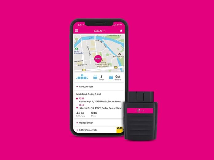 telekom carconnect angebot smarter auto adapter f r 1 euro. Black Bedroom Furniture Sets. Home Design Ideas
